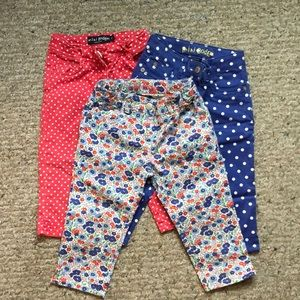 Lot Mini Boden Capri Pants